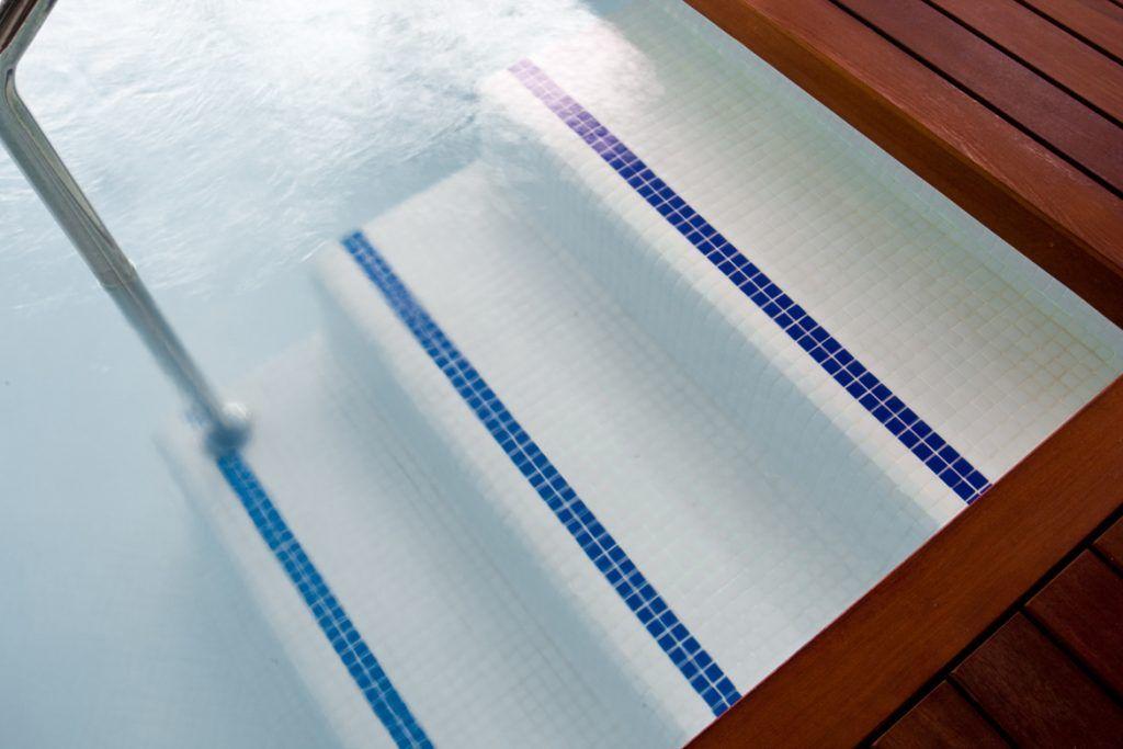 Mozaiky do bazénů: nekonečné možnosti