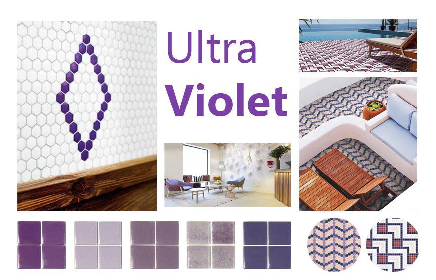 Ultra Violet… a hodně in restaurace