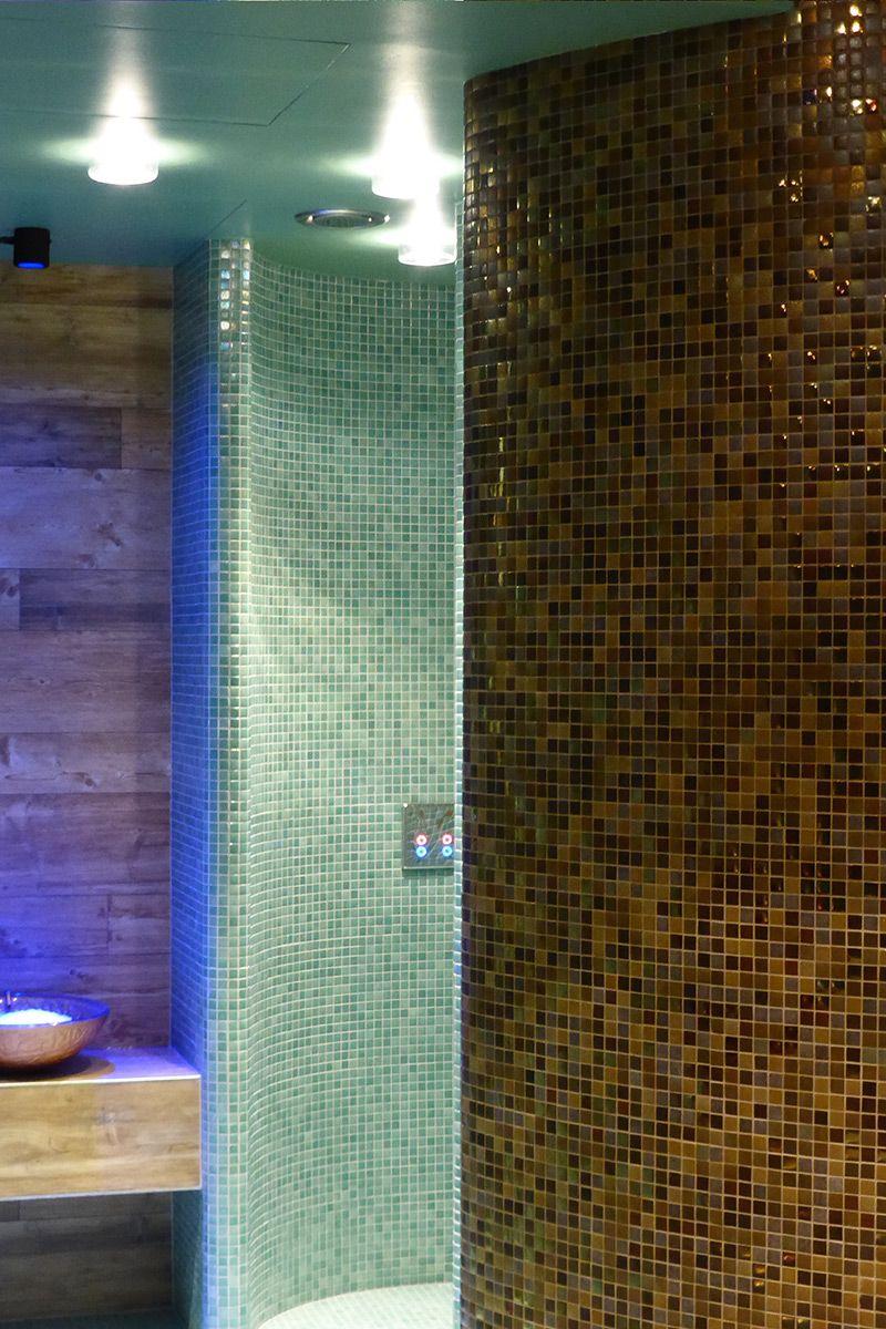 Wellness obklad mozaika Duna