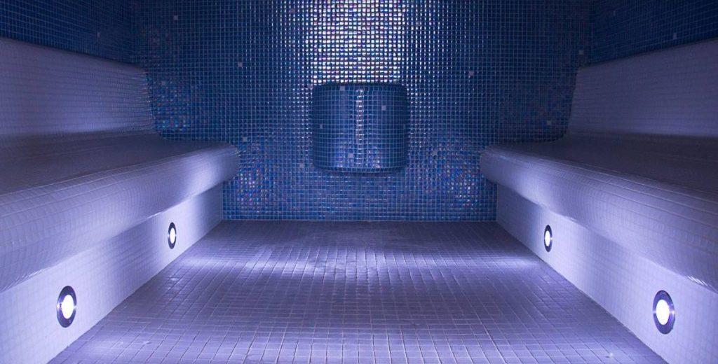 Využití mozaiky v bazénech a wellness II.